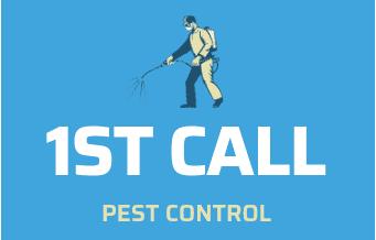 1st Call Pest Control Logo